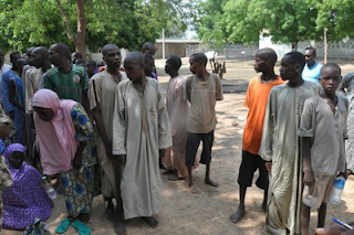 Nigerian Army releases Boko Haram suspects