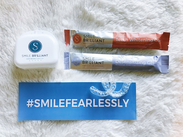 Easy At Home Sensitive Teeth Whitening w/ Smile Brilliant