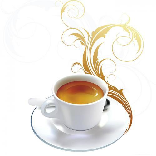 Dragonfly Designs: Coffee Time
