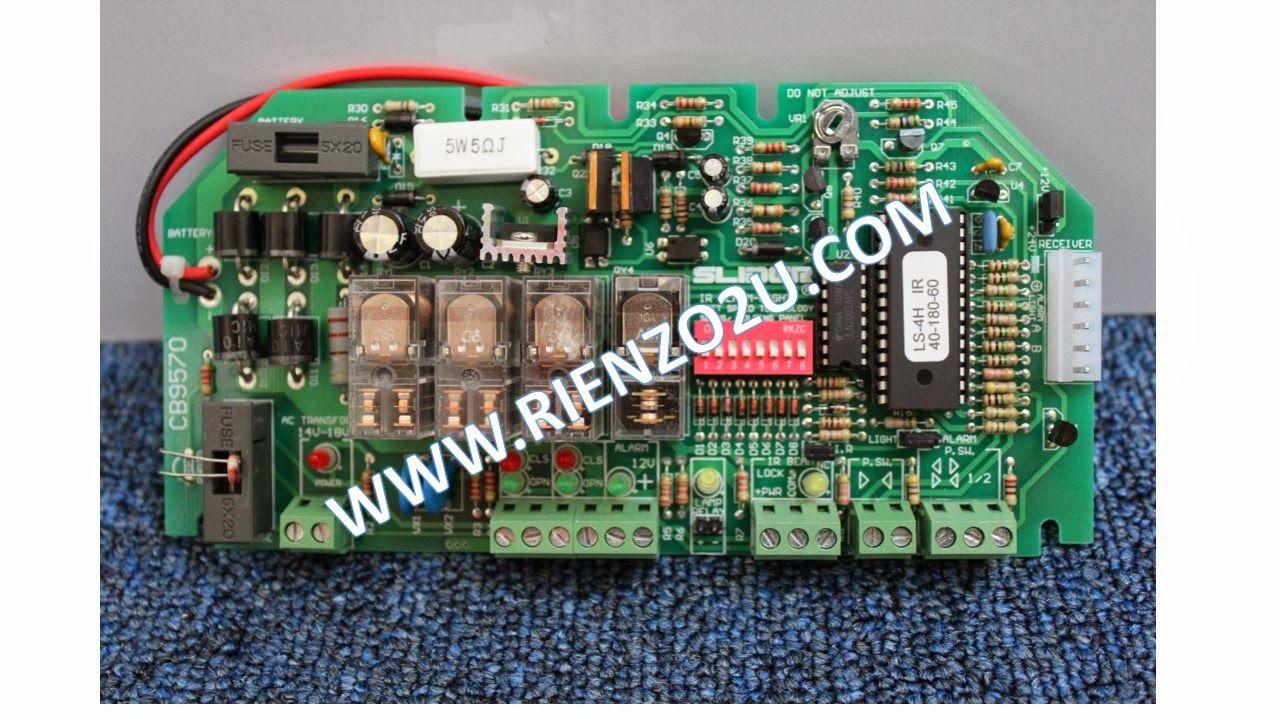 Comex Auto Gate Spare Parts Reviewmotors Co