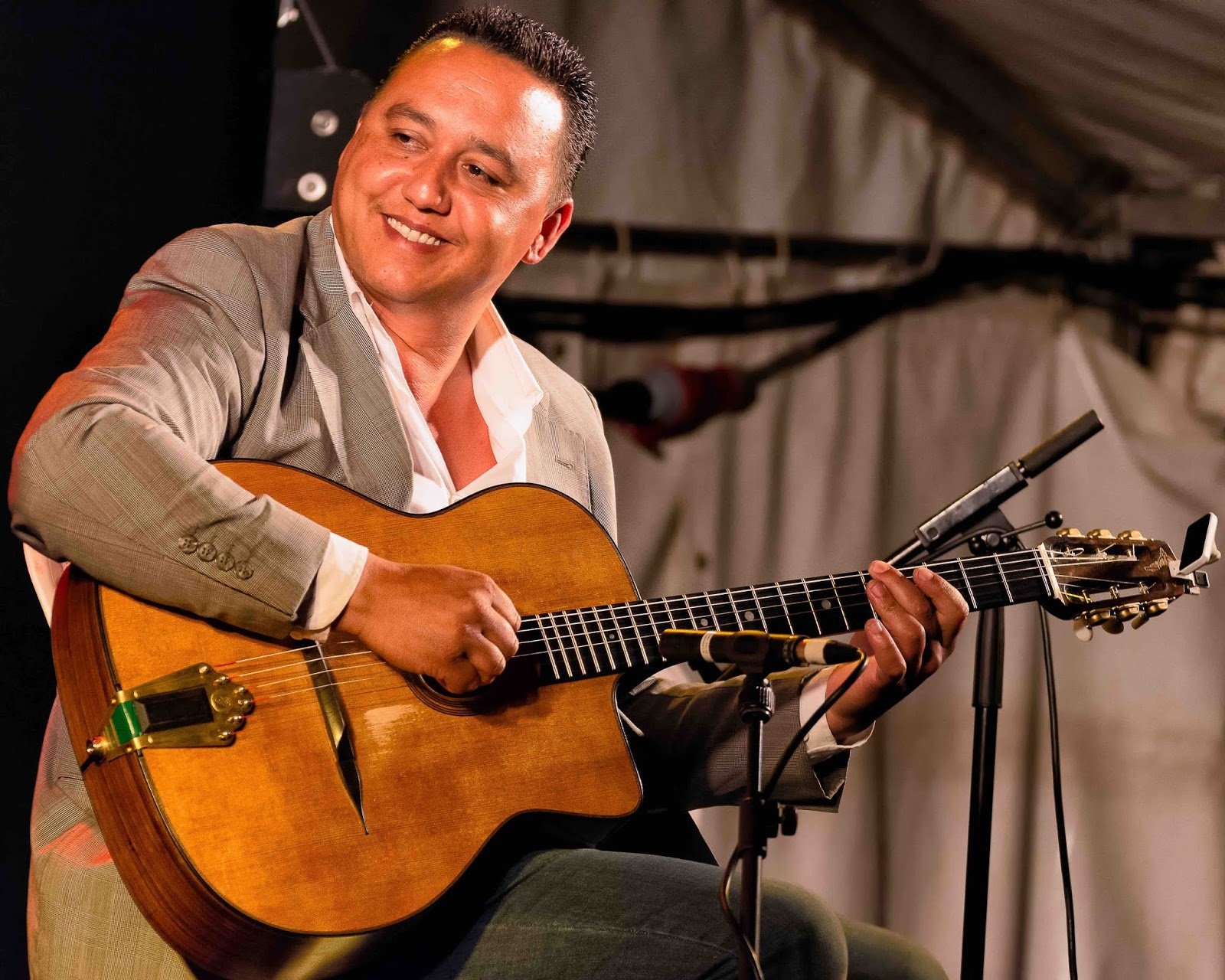 Guitarra Manouche : Paulus Schäfer - Entrevista