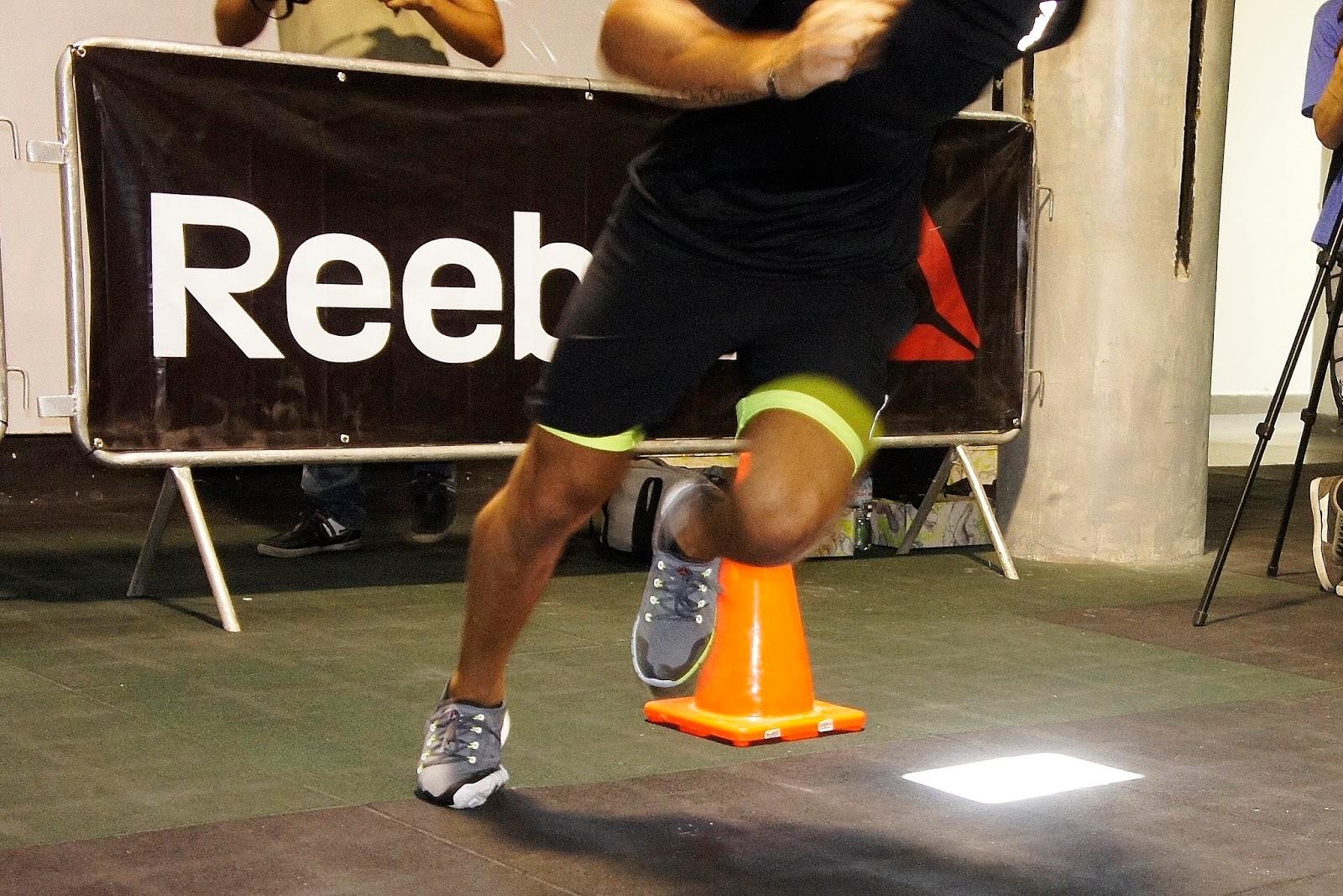 Lanzamiento ZPump 2.0 - Reebok - corriendo - running - deporte - calzado deportivo - zapatillas