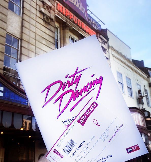 Bristol Hippodrome Dirty Dancing Performance