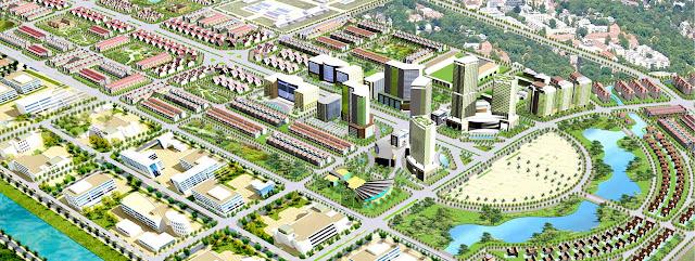 Phối cảnh dự án Đồng Kỵ LoveraGarden