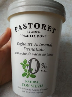 yogur natural bio pastoret
