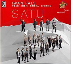Album SATU 2015 (Iwan Fals)