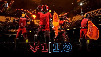 Laser League Game Screenshot 4