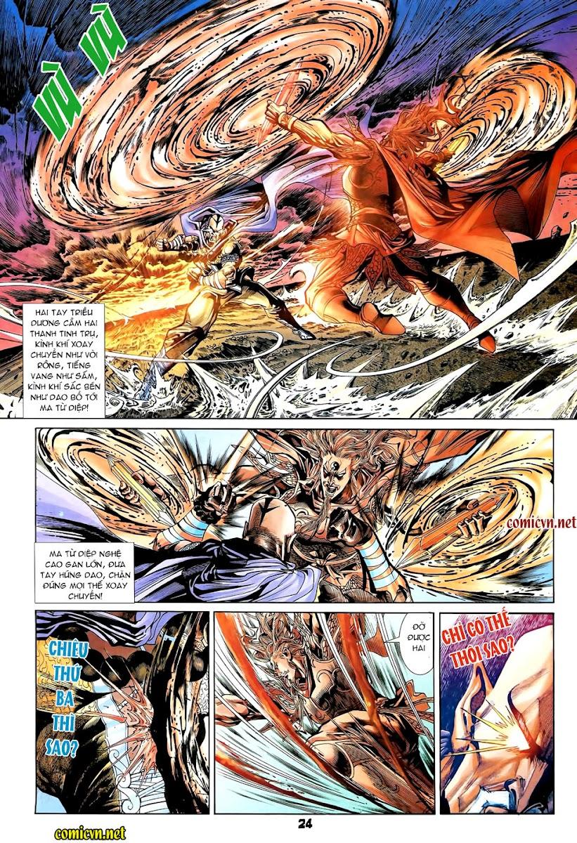 Đại Đường Uy Long chapter 93 trang 24