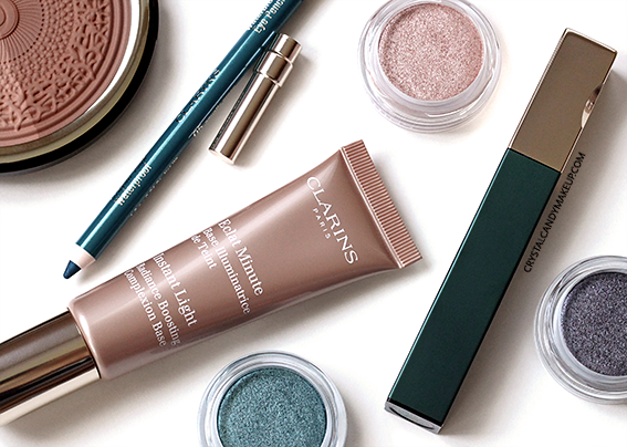 Clarins Aquatic Treasures Summer 2015 Makeup Collection Review