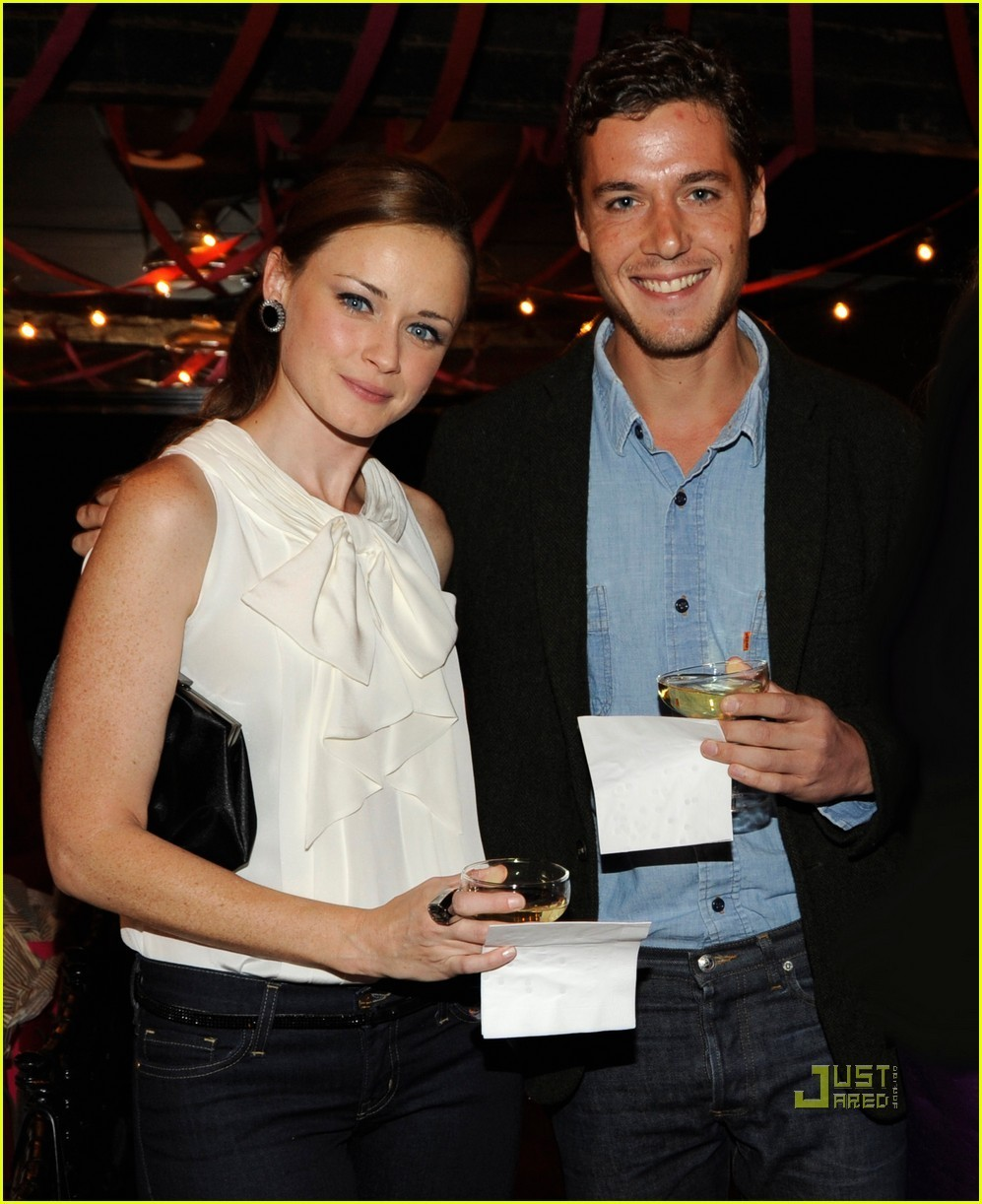 All About Hollywood: Alexis Bledel   Actress With ...