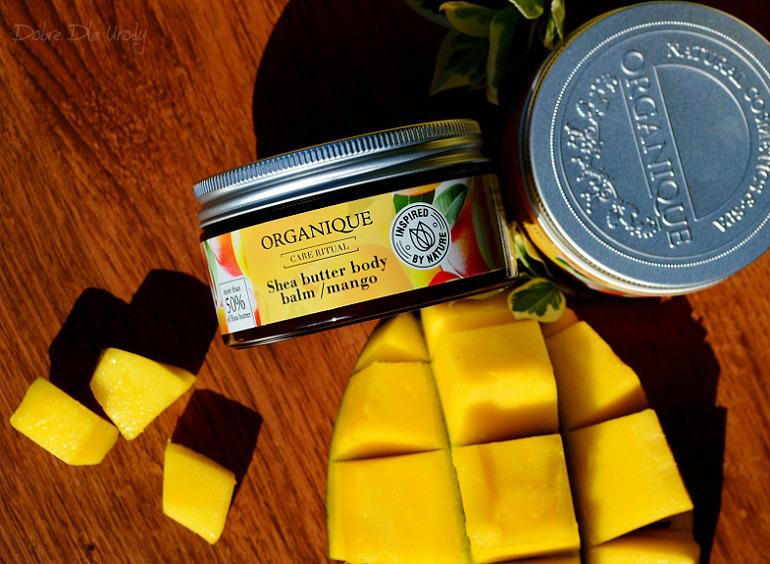 Rytuał Organique o zapachu słodkiego mango -  balsam do ciała