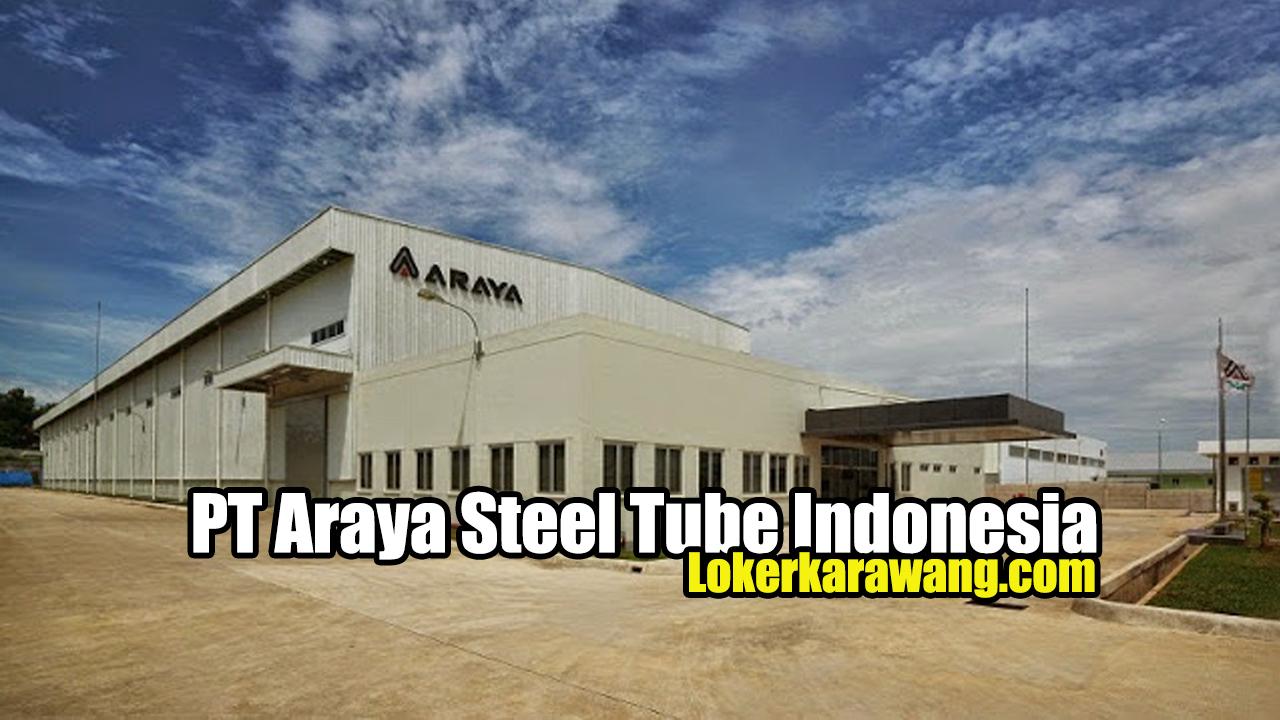 PT Araya Steel Tube Indonesia Bekasi