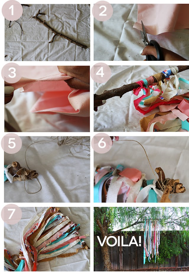 I LIKE FALL DIY BLOG: DIY DORM ROOM DECOR // BOHEMIAN WALL ...
