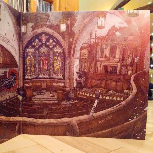 Carpenter Brut Live édition vinyl