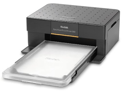 Wirelessly print high quality pictures from your Bluetooth Wireless Technology enabled cam Kodak 305 Photo Printer Driver Software Downloads
