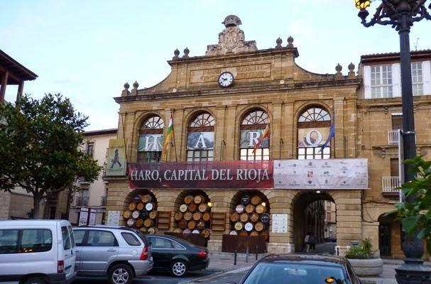 Ayuntamiento de Haro.