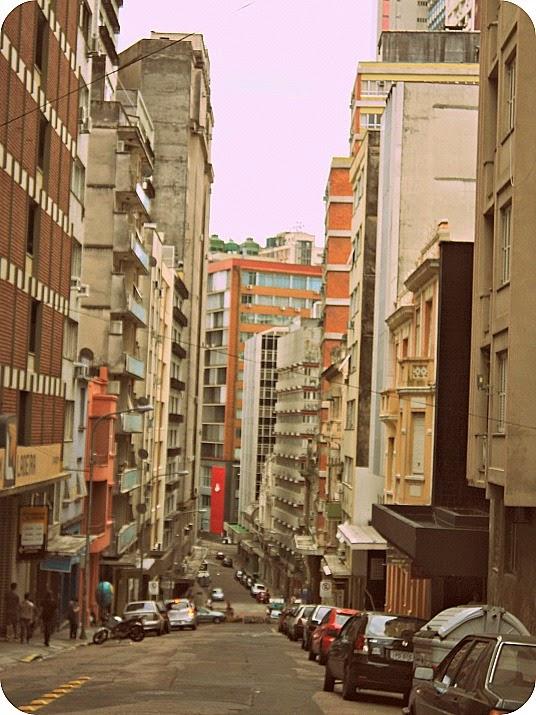 General Câmara, a Rua da Ladeira, em Porto Alegre