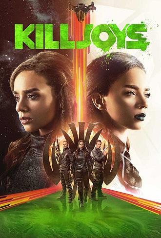 Killjoys Season 4 Complete Download 480p All Episode