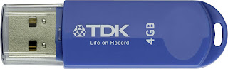 TDK flash disk
