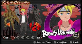 Naruto Ultimate Ninja Mod 4