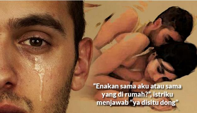 """KISAH HARU : """"Kepedihan Seorang Suami Yang Memaafkan Perselingkuhan Istrinya Demi Anak-Anak Mereka"""""""