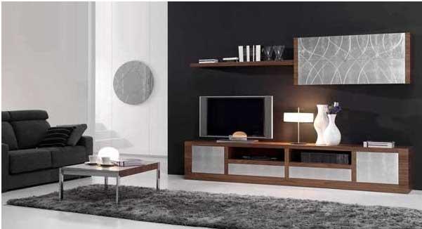 Arte Hábitat, tu tienda de muebles: Composición KU-07 de NOGAL YECLA ...
