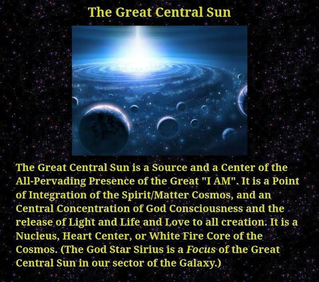 宇宙中央種族