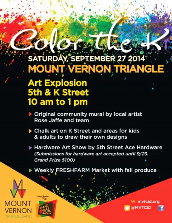 mvt mvtcid announces color the k art event on september 27th