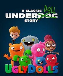 Sinopsis pemain genre Film UglyDolls (2019)