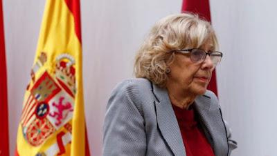 Ahora Madrid, pOdemos, bicimad, informe, compra, comunismo