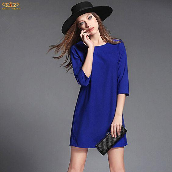Vestido corto de moda