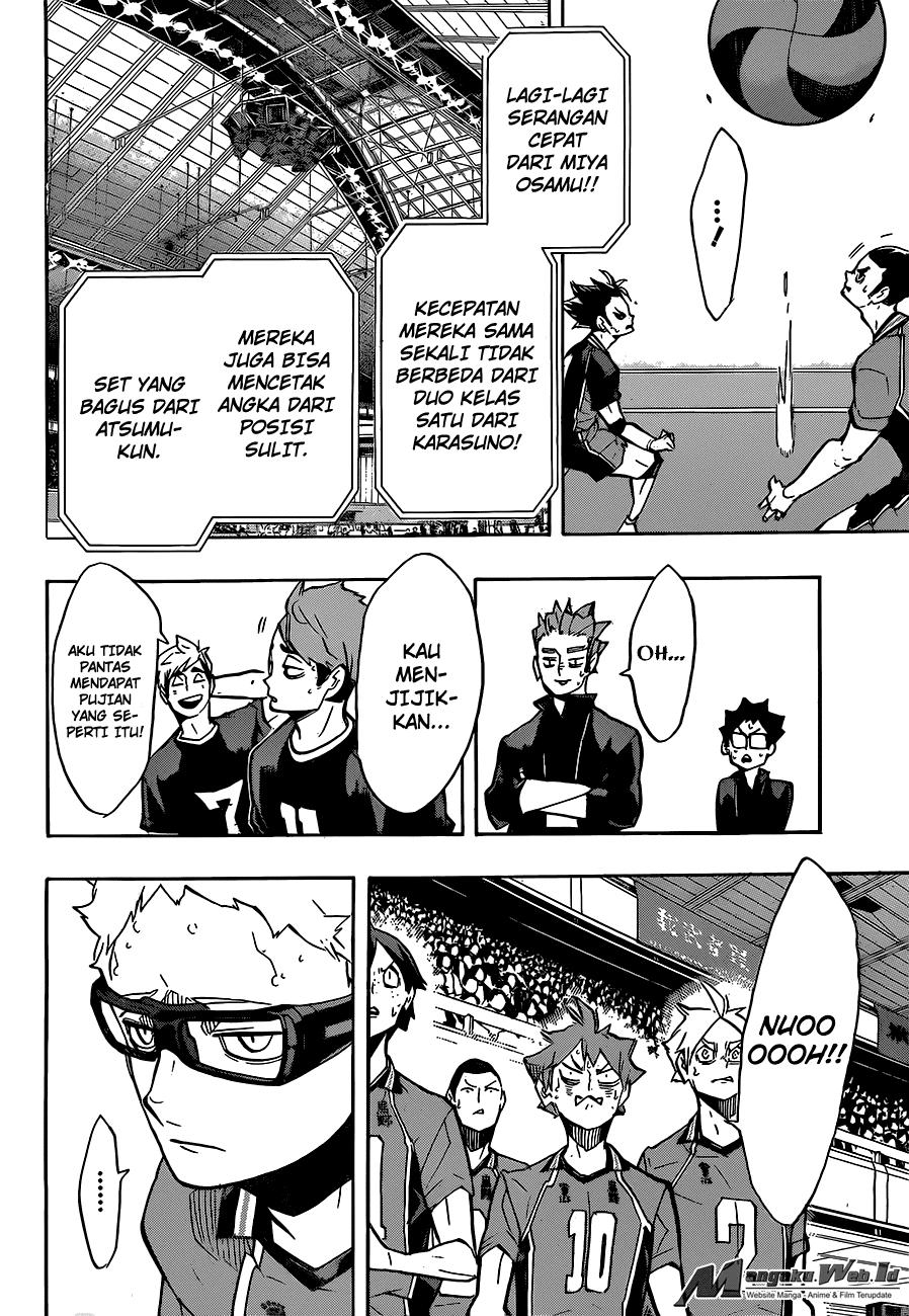 Haikyuu Chapter 254-14
