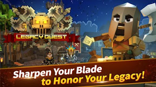 Legacy Quest: Best Equipment, Weapons, Armors, Jewelry and Off Hand