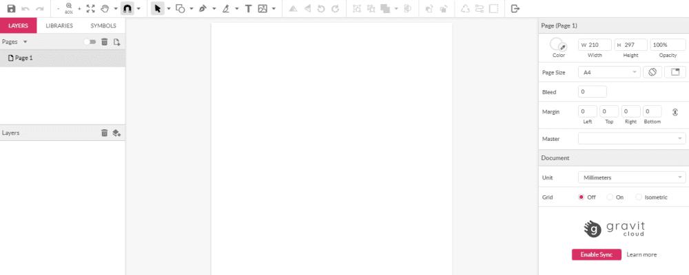 Software Aplikasi Alternatif Adobe Illustrator - Gravit Designer