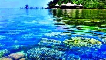 Wisata Lampung Pulau Pahawang Surganya Snorkeling