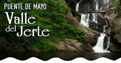 Puente de mayo en el Valle del Jerte