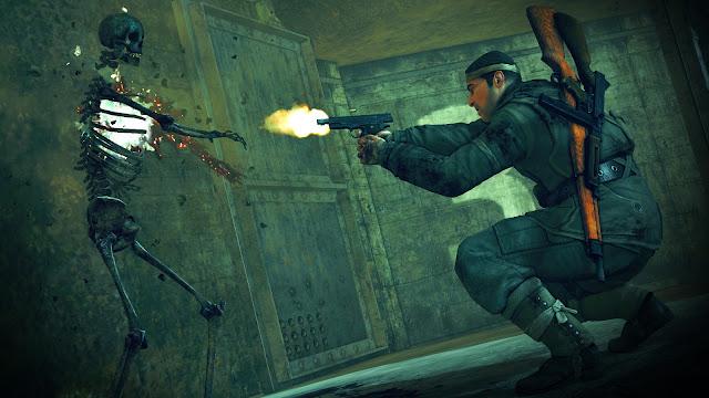 Sniper Elite Nazi Zombie Army 2 Full Version