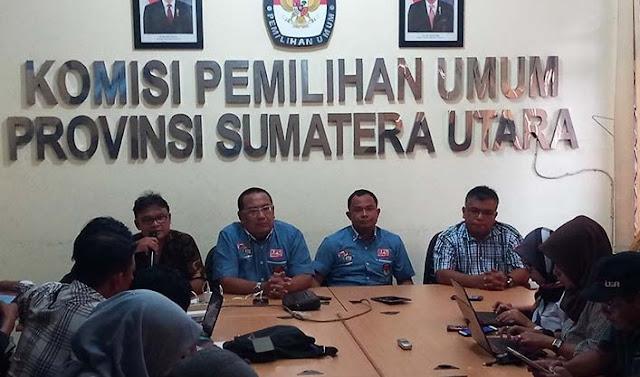 KPU Sumut Akan Paparkan Bukti Dalam Musyawarah Sengketa Pilgubsu