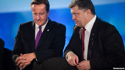 British Prime Minister Cameron promised Ukraine military-technical assistance