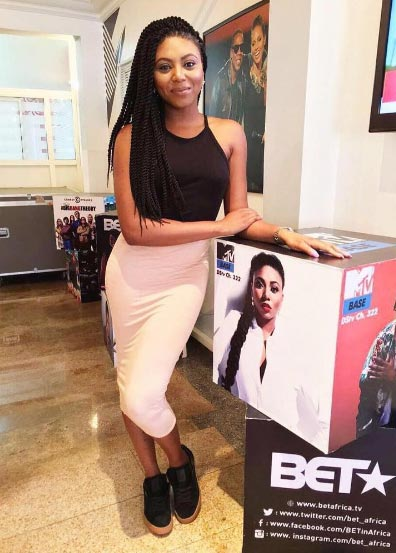 MTV Base presenter Stephanie Coker quits