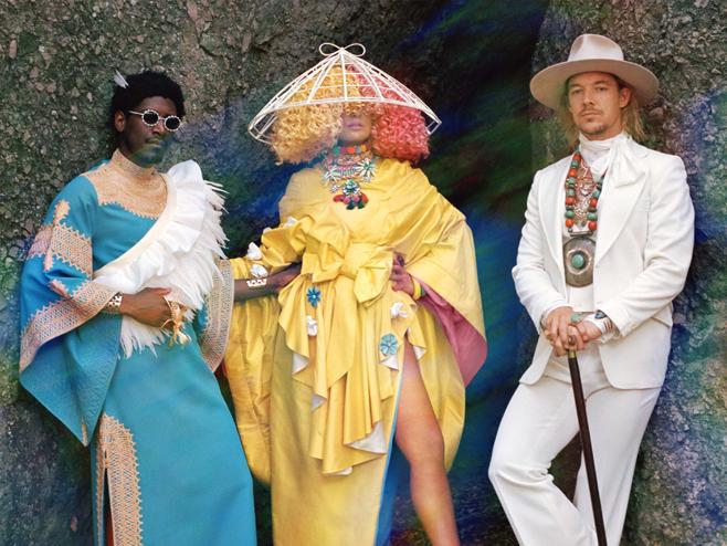 Labrinth, Sia e Diplo mostram a faixa 'Thunderclouds' do projeto LSD