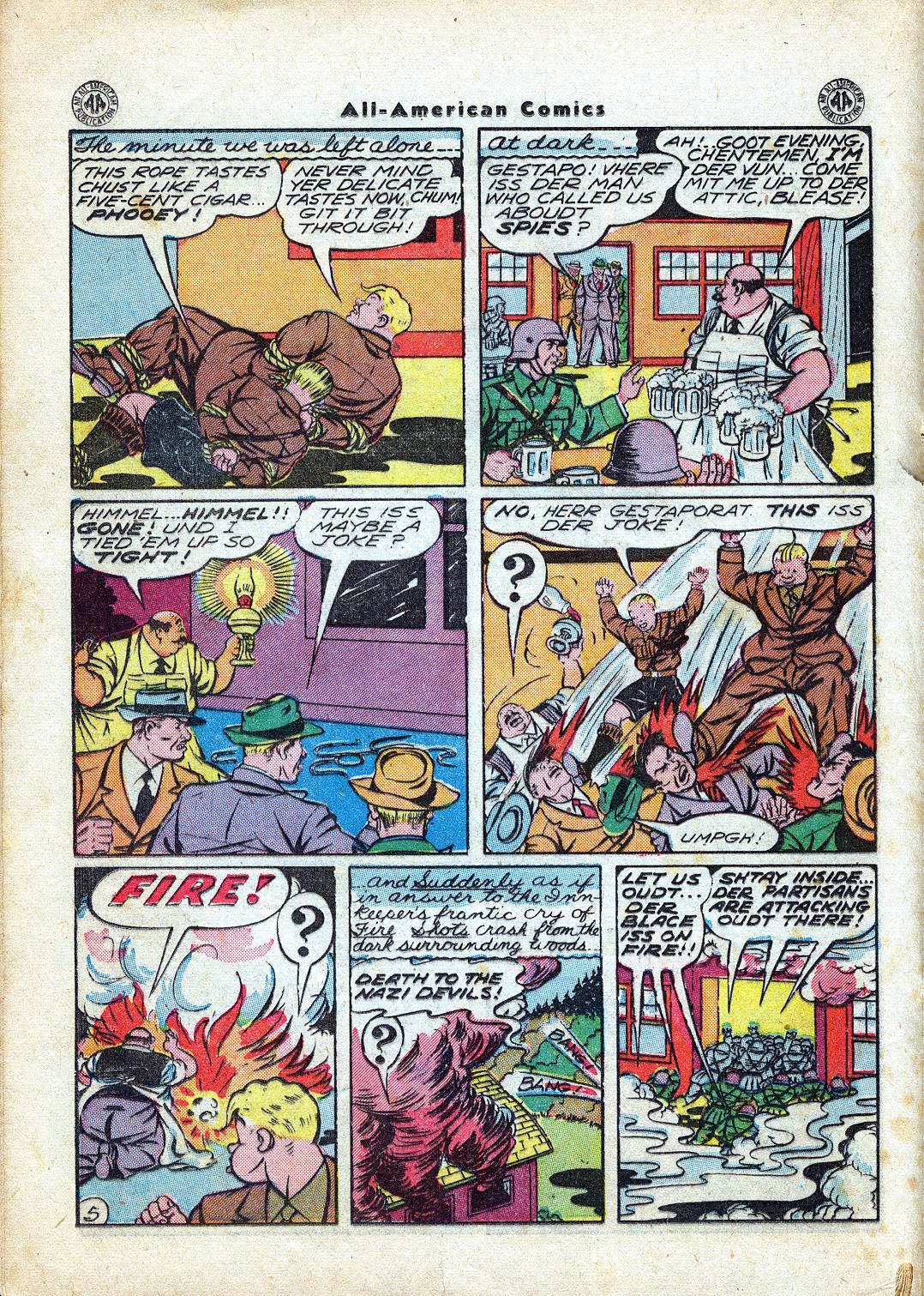 Read online All-American Comics (1939) comic -  Issue #69 - 29