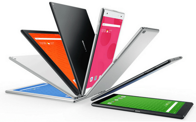 Lenovo Launches Four Android Tablets Under its Tab 4 8, Tab 4 8 Plus