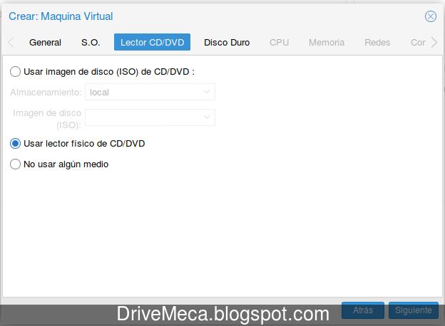 Creando una maquina virtual Windows con KVM