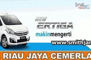 Lowongan Kerja Pekanbaru : PT. Riau Jaya Cemerlang (Suzuki Mobil) Januari 2018