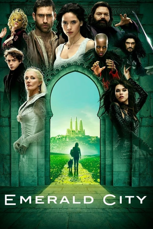 Descargar Emerald City Latino HD Serie Completa por MEGA
