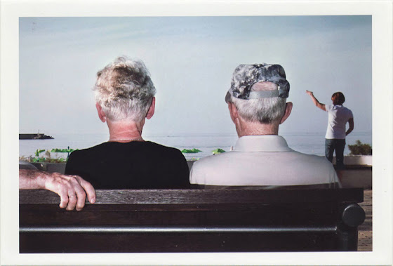 dirty photos - on the island of - photo of old men sitting on bench and hand