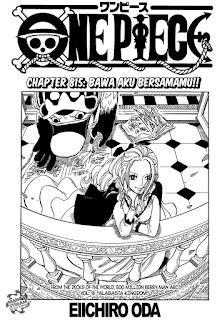 Cover One Piece 815