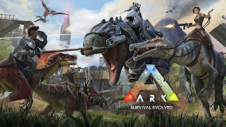 ARK: Survival Evolved Apk+Data