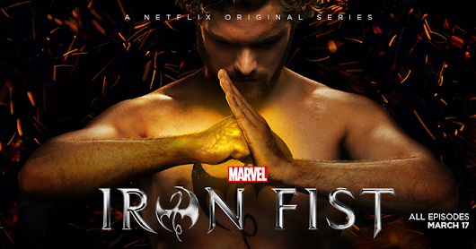 Off topic · Iron Fist